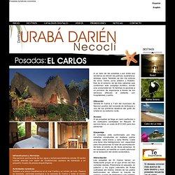 Urabá Darién .: Posadas Turísticas de Colombia