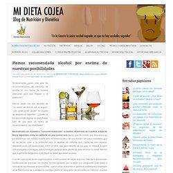 MI DIETA COJEA (Blog de nutrición, dietética, alimentación y ciencia)
