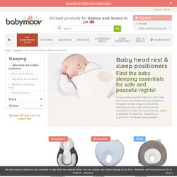 Baby Sleep Positioners & Baby Pillows from - Babymoov