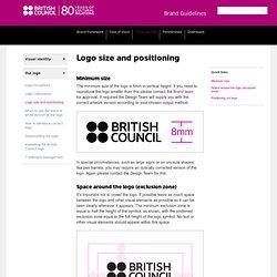 British Council brand website
