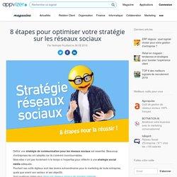 Stratégie réseaux sociaux ▷ objectifs, positionnement social media, plan de communication, exemples