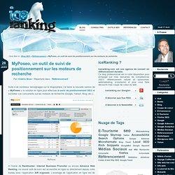 MyPoseo, un outil de suivi de positionnement sur les moteurs de recherche