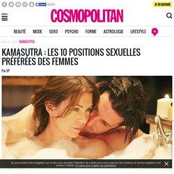 Position sexuelle : les 10 positions du Kamasutra préférées des femmes