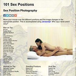 Weird Facts About Human Sexuality