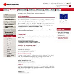 Positive Images | British Red Cross
