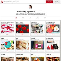Positively Splendid on Pinterest