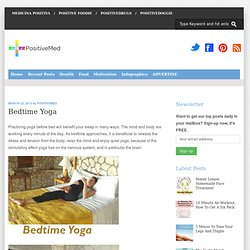 Bedtime YogaPositiveMed