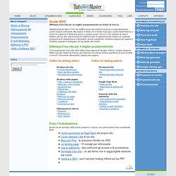 Posizionamento siti nei motori di ricerca