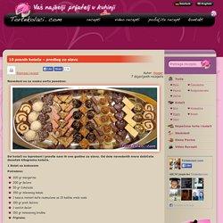 10 posnih kolača – predlog za slavu