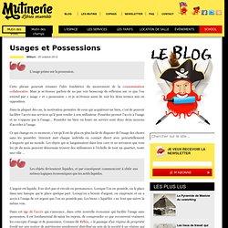 Mutinerie, libres ensemble - espace de coworking à Paris 19