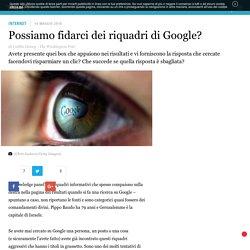 Possiamo fidarci dei riquadri di Google?