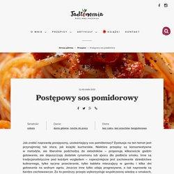 Postępowy sos pomidorowy