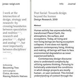 Post-Social Design - jonas—voigt.com