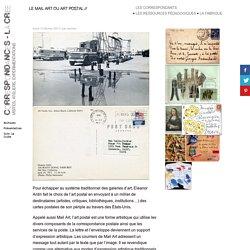 Le Mail Art ou Art Postal - la Criée - Rennes