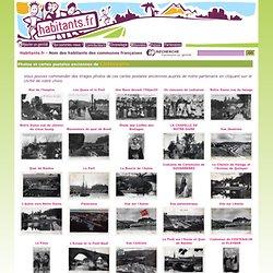 Photos et cartes postales anciennes de Châteaulin