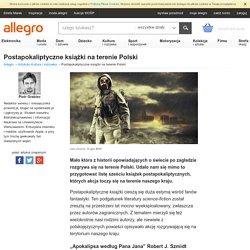 Postapokaliptyczne książki na terenie Polski - Allegro.pl
