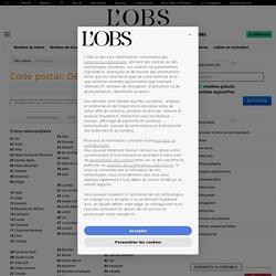 Code postal - Tous les codes postaux de France / DOM-TOM