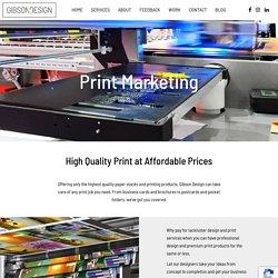 Print Design Laredo