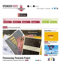 Postcrossing: Postcards Project