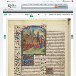 Postilles de Nic. de Lire sur la Bible. Latin 11972
