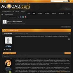 postprocesadores - Catia NC Manufacturing - AuxCAD Tu web de ayuda en CAD - CAM - CAE