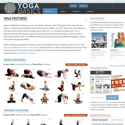 Yoga Basics: Yoga Poses, Meditation, History, Philosophy & More