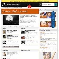 Postwar 1945 - present