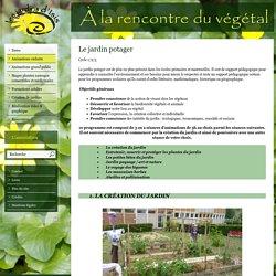 jardin d'isis potager animation enfant école jardinage naturel