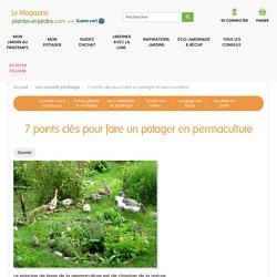 7 points clés pour faire un potager en permaculture