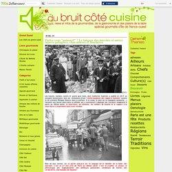 """Le """"poissard"""", langue des marchés"""