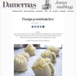 Frasiga potatisbakelser