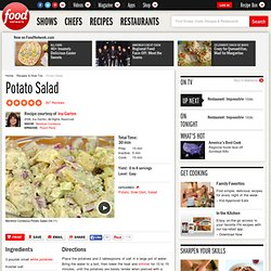 Potato Salad Recipe : Ina Garten