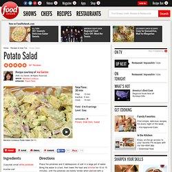 Potato Salad Recipe : Ina Garten
