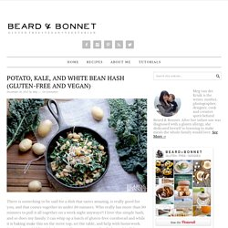 Potato, Kale, and White Bean Hash (Gluten-Free and Vegan) - Beard + Bonnet