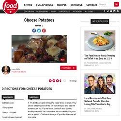 Cheese Potatoes Recipes