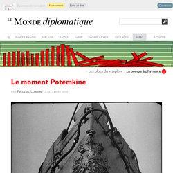 Le moment Potemkine, par Frédéric Lordon (Les blogs du Diplo, 13 décembre 2019)