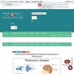 Potential of Nilotinib to Modulate Dopamine in Parkinson