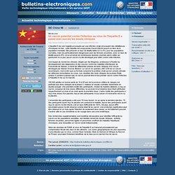 BE Chine 96 >> 14/09/2010 Médecine - Un vaccin potentiel contre l'infection au virus de l'hépatite E a passé avec succès les e