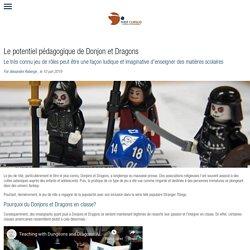 Le potentiel pédagogique de Donjon et Dragons