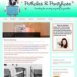 Potholes & Pantyhose