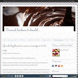 Gnocchi de potimarron, sauce au mascarpone & à la sauge - Caramel, bonbons & chocolat...