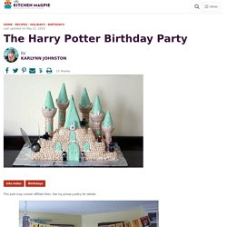 The Harry Potter Birthday Party