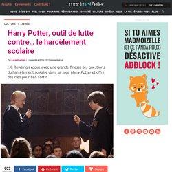 Harry Potter, outil de lutte contre... le harcèlement scolaire