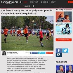 RADIO-MONACO - Les fans d'Harry Potter se préparent pour la Coupe de France de quidditch