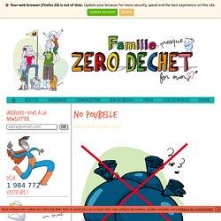 No poubelle - Famille Zero Dechet