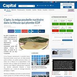 Cigéo, la méga poubelle nucléaire dans la Meuse qui plombe EDF