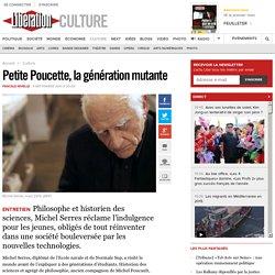 Michel Serres - Petite Poucette, la génération mutante