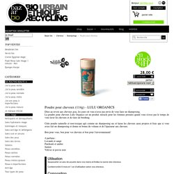 Poudre pour cheveux - Lulu Organics