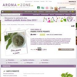 Poudre d'Ortie piquante - Aroma-Zone