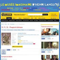 10, 11, 12... Pougne le hérisson - film 2012